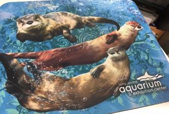 OtterMousepad