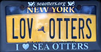 plate otter